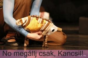 <h5>No megállj csak, Kancsil!</h5><p>Marica Bábszínháza</p>